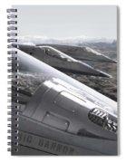 Stealth Spiral Notebook
