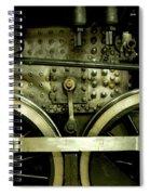 Steam Power I Spiral Notebook