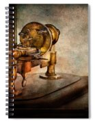 Steampunk - Gear Technology Spiral Notebook