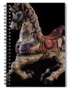 Steed Spiral Notebook