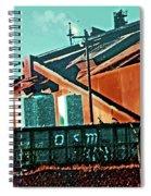 Steel City Cfi Spiral Notebook