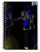 Steely Dan October 2017 Spiral Notebook