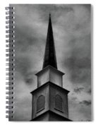 Steeple Spiral Notebook