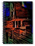 Steinway Piano Spiral Notebook