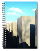 Stelen Spiral Notebook