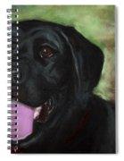 Stella Luna Spiral Notebook