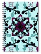 Stellar 4 Spiral Notebook