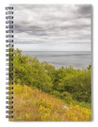 Stenshuvud Sea View Spiral Notebook