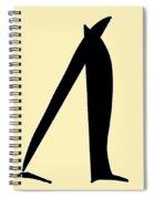 Step Spiral Notebook