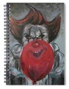 Stephen King It Spiral Notebook