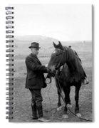 Stephen Mather (1867-1930) Spiral Notebook