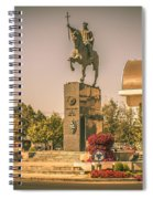 Stephen The Great Spiral Notebook