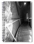 Stepping Down Spiral Notebook