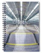 Stepping Down To The Underground Spiral Notebook