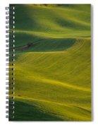 Steptoe Butte 11 Spiral Notebook
