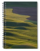 Steptoe Butte 12 Spiral Notebook