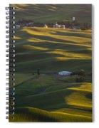 Steptoe Butte 16 Spiral Notebook