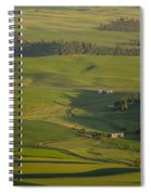 Steptoe Butte 3a Spiral Notebook