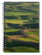 Steptoe Butte 4 Spiral Notebook