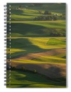 Steptoe Butte 6 Spiral Notebook