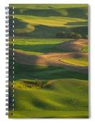Steptoe Butte Spiral Notebook