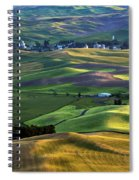 Steptoe Shadows Spiral Notebook