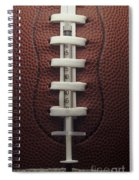 Steroid Use In Football Spiral Notebook
