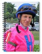 Steve Hamilton - Laurel Park 4 Spiral Notebook