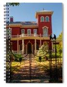 Steven King Home Bangor Maine 1 Spiral Notebook