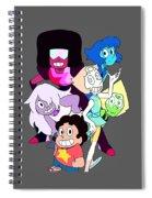 Steven Universo Spiral Notebook