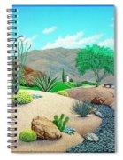 Steves Yard Spiral Notebook