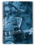 Stevie Ray Vaughan - 14 Spiral Notebook