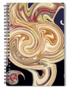 Stick With Me Please Spiral Notebook