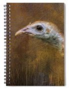 Stick Your Neck Out Spiral Notebook