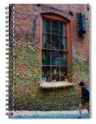Sticky Too Spiral Notebook