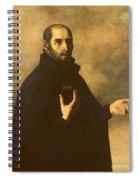 St.ignatius Loyola Spiral Notebook