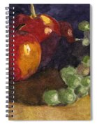 Still Apples Spiral Notebook