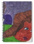 Still Awake Spiral Notebook
