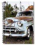 Still In Style Spiral Notebook