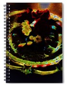 Still Life Abstract Spiral Notebook
