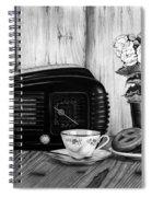 Still Life, Breakfast Spiral Notebook