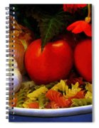 Still Life Italia Spiral Notebook