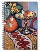 Still Life With Sunflowers II Spiral Notebook