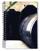 Still Life With Texture Spiral Notebook