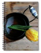 Still Life With Tulip Spiral Notebook
