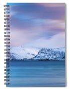 Still Mountains Spiral Notebook