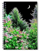 Still Of The Night Spiral Notebook