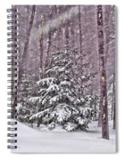 Still Standing Tall Spiral Notebook