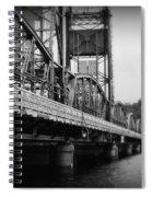 Stillwater Bridge  Spiral Notebook