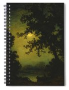 Stilly Night Spiral Notebook